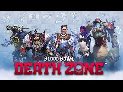 Blood Bowl: Death Zone - Early Access trailer thumbnail