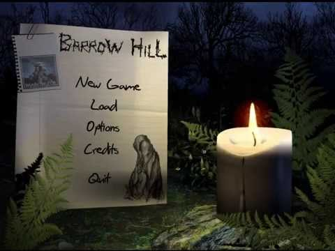 Let's Play Barrow Hill: Curse of the Ancient Circle - 1 - It's Myst...Basically