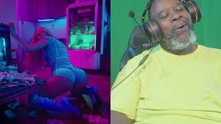 Dad Reacts to Iggy Azalea - Kream ft. Tyga (Official Music Video)