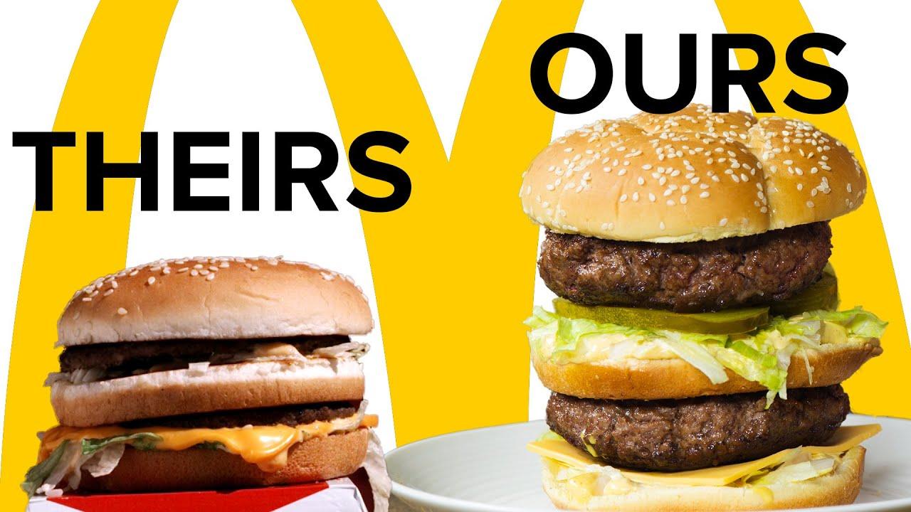 How To Make A Big Mac (But Better) thumbnail