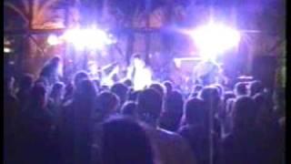 Dagorlath. Canción: Llegaré. Sala El Bailongo de Elche, Alicante (19-12-2008)