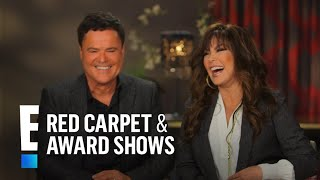 Donny & Marie Osmond Explain Las Vegas Residencies | E! Red Carpet & Award Shows