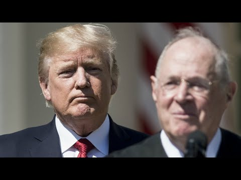 US - Justice Kennedy retires, Trump can tip US Supreme Court rightward