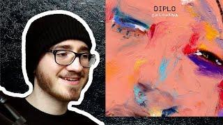 Diplo California - ALBUM REACTION/REVIEW