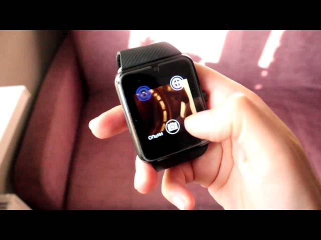Видео Smart Watch GT08