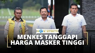 Tanggapi Melambungnya Harga Masker di Indonesia, Menkes: Salahmu Sendiri Kok Beli