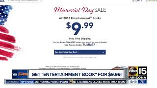 Entertainment Coupon Books At A Great Price!