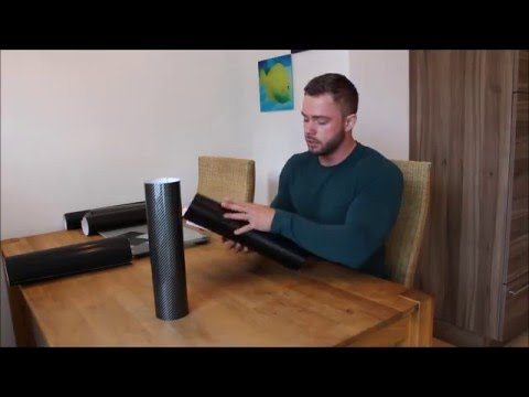 2D, 3D, 4D CARBON Folie die Unterschiede | TipTopCarbon erklärt