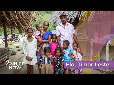 Week 4 (Timor Leste)