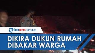 Dituduh Dukun Santet hingga Rumah Dibakar 50 Orang, Kakek di Bima Harus Bawa Lari Keluarganya
