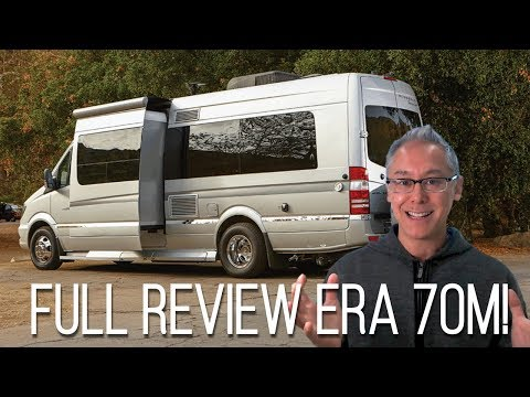 Full Review | 2018 Winnebago Era 70M | The Only Class B With A Slideout And Dry Bath!