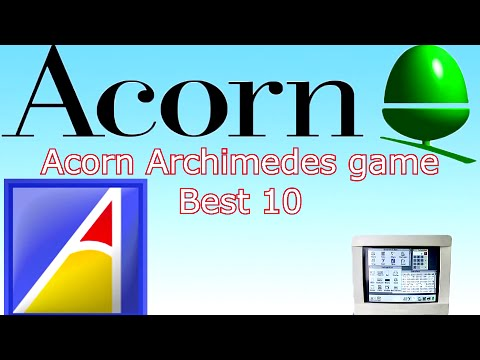 Best Acorn Archimedes games Top 10