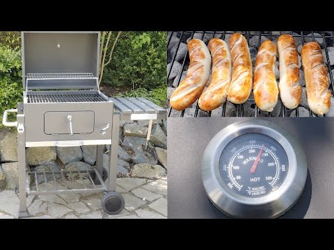 Krollmann Holzkohlegrill Bbq Test : How to use the lotusgrill bbq youtube