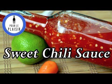 Die beste Sweet Chili Sauce selber machen / Thomas kocht