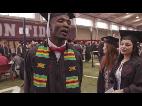 The University of Alabama: Spring Commencement (2017)