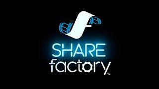 SHAREfactory™TUTORIAL | PS4 Gameplay bearbeiten [Deutsch] [HD]