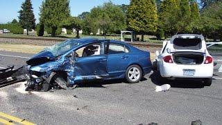 Аварии и разборки на дороге