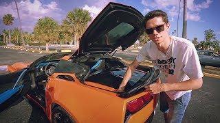 Шевроле Корвет за 3.6 млн руб. Разочарование или спорткар? Редкий Corvette Collector Edition.