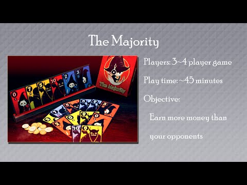 The Majority - Rules explanation video