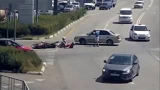 Аварии на дорогах World Worst Drivers