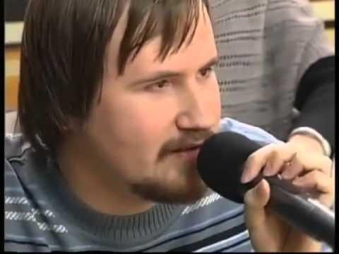 Dirty Monk выступает на канале Доверие
