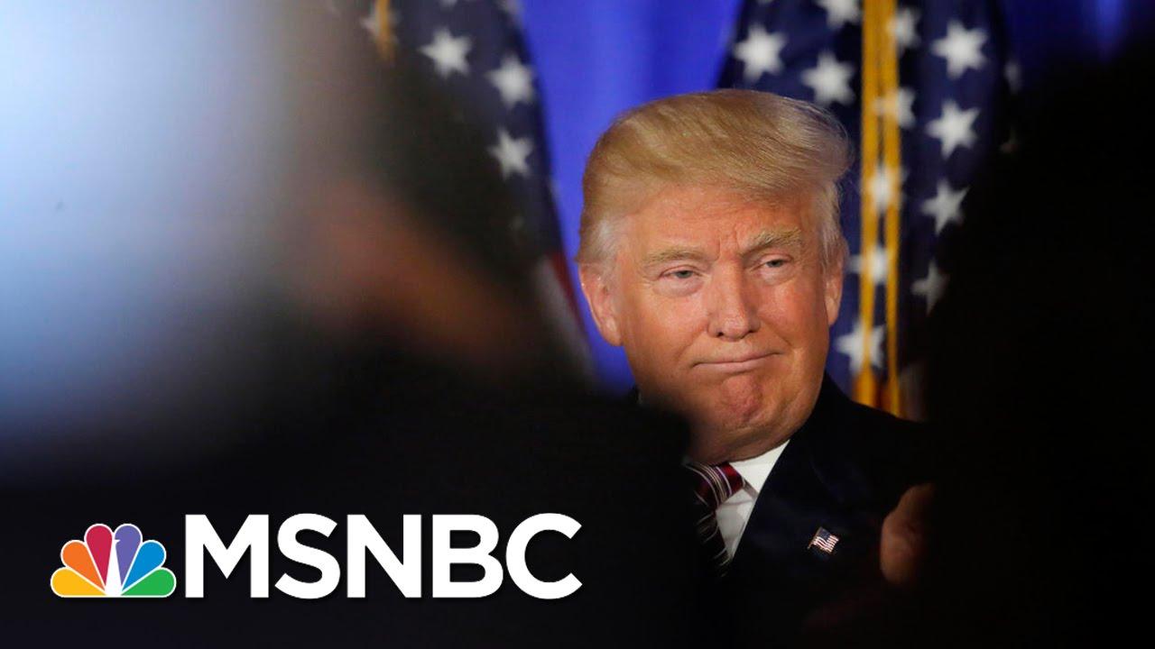Donald Trump's Anti-Semitic Hillary Clinton Tweet: 'Why Not Apologize?' | Morning Joe | MSNBC thumbnail