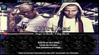 Mi Otra Mitad (Letra) (S.E.M) - Arcangel ''La Maravilla'' Ft Randy Nota Loca