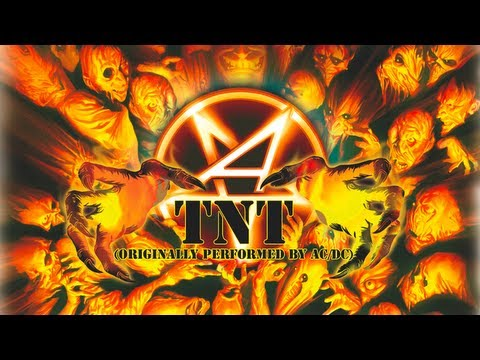 T.N.T. performed by Anthrax