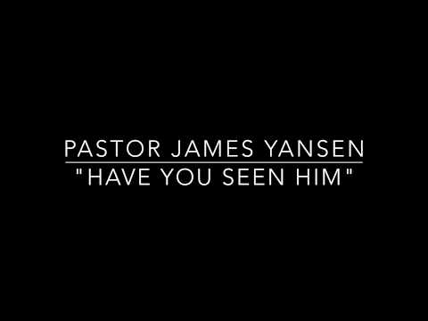 Pastor James Yansen Jr \