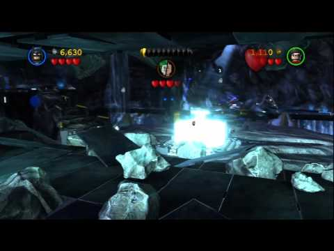 lego batman 2 dc super heroes wii videos