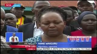 KTN Leo taarifa Kamili: Rosemary Odinga ajiondoa kwenye kinyang'anyiro cha Kibra - 24/04/2017
