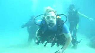 preview picture of video 'scuba diving paphos cyprus having fun'