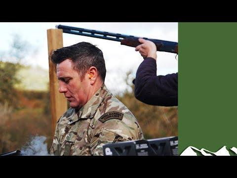 Royal Marines Charity Shoot