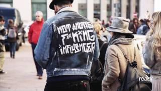 Milan Fashion Week Mens Fall/Winter 2017 Street Style Day 2