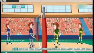 Voleybol Nedir? Nasıl Oynanır? Animasyonlu Anlatım :)