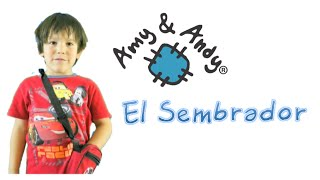 Parábola de El Sembrador  Amy & Andy Tv. Videos cristianos. Escuela dominical