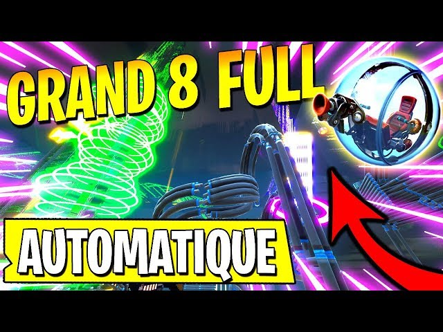 GRAND 8 FULL AUTOMATIQUE