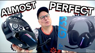 ALMOST PERFECT - Logitech G733 Headset - DETAILED REVIEW