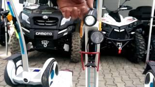 Ninebot E+ Funquad24.com und Grosshandeljung.de elktro Roboter Produkterklärung von Manni