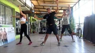 love & party - joe montana (coreografia de sandunga fitness)