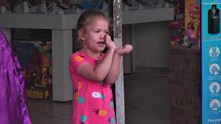 Nesta véspera de feriado, houve grande movimentação nas comercializações de presentes para o Dia das Crianças em Patos de Minas.