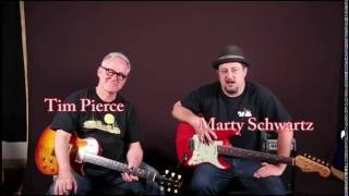 The Blues Scale (Minor Pentatonic) solo guitar lesson Taught By Tim Pierce for GuitarJamz.com