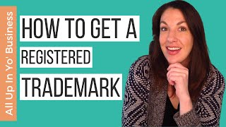 How to Trademark a Name and Logo |  Trademark Registration Process & Intellectual Property Rights