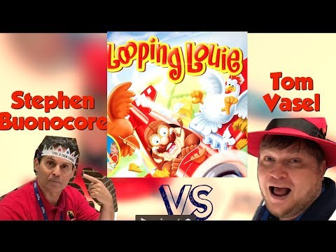 Looping Louie - Buonocore vs. Vasel