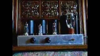 6973 SE ultra linear amplifier