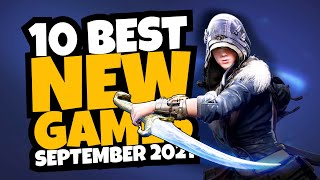 10 Best NEW PC Games To Play in September 2021