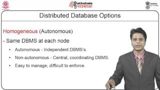 Distributed Database Systems (CS)