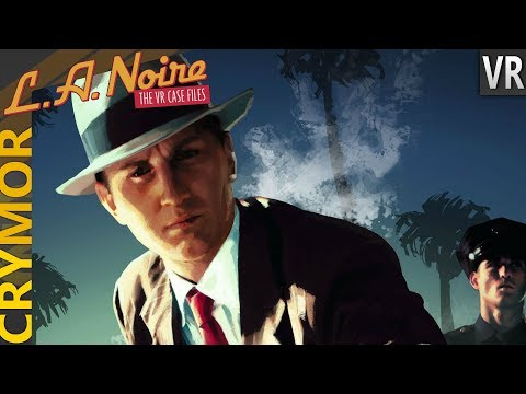 L.A. Noire: The VR Case Files Review | ConsidVRs video thumbnail
