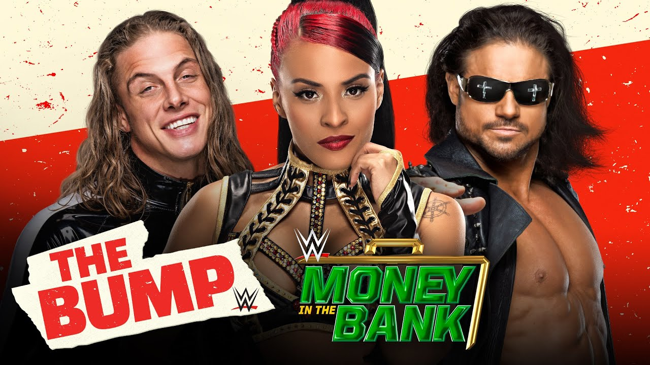 WWE The Bump: Money In The Bank Preview