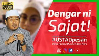 Dengar ni SAJAT !!!  | Ustaz Ahmad Dusuki Abd Rani #USTAD